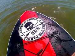 REDWOODPADDLE Air surf 9'6 289.0