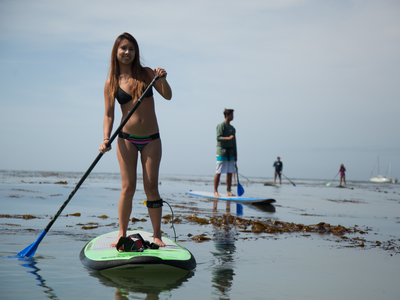 Stand Up Paddle New Brighton