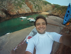 Berlengas sitio de stand up paddle / paddle surf en Portugal
