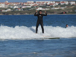 Supertubes  sitio de stand up paddle / paddle surf en Portugal