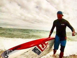 Joss bay sitio de stand up paddle / paddle surf en Reino Unido