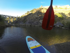 Mertola Castle spot de stand up paddle en Portugal