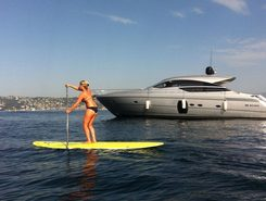 Plage des Ondes, Cap d'Antibes paddle board spot in France
