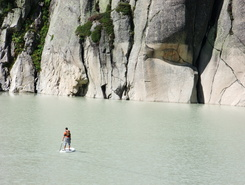 Grimselsee sitio de stand up paddle / paddle surf en Suiza