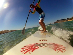 Playa Arenal-Bol spot de stand up paddle en Espagne