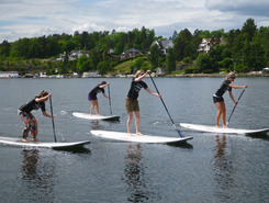 Fornebu sitio de stand up paddle / paddle surf en Noruega