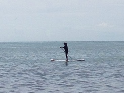 Goring Beach sitio de stand up paddle / paddle surf en Reino Unido