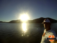 Barragem do Funcho sitio de stand up paddle / paddle surf en Portugal