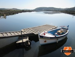 Clube Nautico Silves sitio de stand up paddle / paddle surf en Portugal