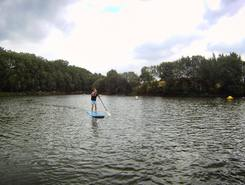 la deule  spot de stand up paddle en France