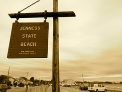 Jenness State Beach 2280 Ocean Blvd sitio de stand up paddle / paddle surf en Estados Unidos