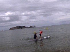 l'estartit costa brava  spot de stand up paddle en Espagne