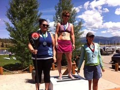 Lake Dillon spot de stand up paddle en États-Unis