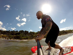 med spot de stand up paddle en France