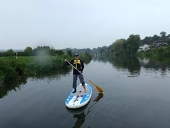 Training ground spot de stand up paddle en Royaume-Uni