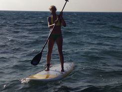 Fontanamare sitio de stand up paddle / paddle surf en Italia