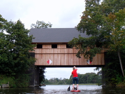 Mecklenburg Lakes sitio de stand up paddle / paddle surf en Alemania