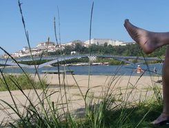 Mondego sitio de stand up paddle / paddle surf en Portugal
