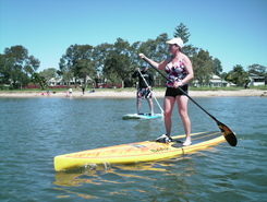 Surf Connect Watersports Centre sitio de stand up paddle / paddle surf en Australia