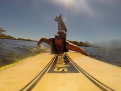 Marie Pool, Pilbara  spot de stand up paddle en Australie
