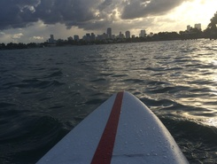 Maurice Gibb Memorial Park spot de stand up paddle en États-Unis