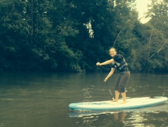 Loisach, Germany spot de stand up paddle en Allemagne