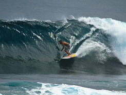 Siargao cloud 9 sitio de stand up paddle / paddle surf en Filipinas