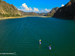 Abra river sitio de stand up paddle / paddle surf en Filipinas