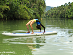 Bohol sitio de stand up paddle / paddle surf en Filipinas