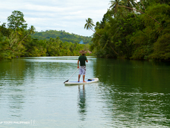 Bohol spot de stand up paddle en Philippines