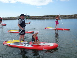 Etang d'Ingril spot de stand up paddle en France