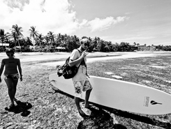 Balicasag Island sitio de stand up paddle / paddle surf en Filipinas