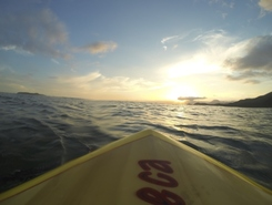 Trindade sitio de stand up paddle / paddle surf en Brasil