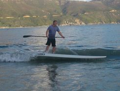 Hout Bay spot de stand up paddle en Afrique du Sud