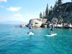D.L. Bliss State Park sitio de stand up paddle / paddle surf en Estados Unidos