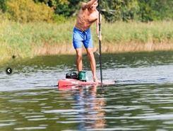 Mecklenburg Lakes spot de stand up paddle en Allemagne