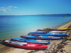 Green Island sitio de stand up paddle / paddle surf en Australia