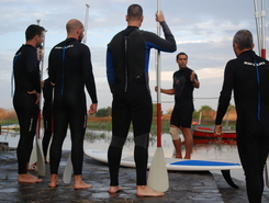 Puxadouro spot de stand up paddle en Portugal