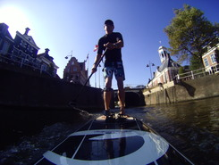 Ee spot de stand up paddle en Pays-Bas
