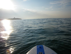 Carcavelos spot de stand up paddle en Portugal