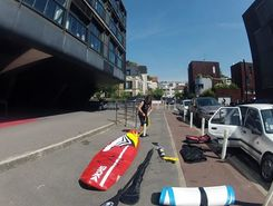 Boulogne Billancourt sitio de stand up paddle / paddle surf en Francia