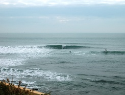 Parede sitio de stand up paddle / paddle surf en Portugal