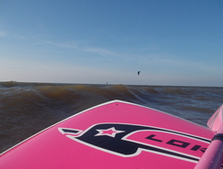 Sankt Peter-Ording spot de stand up paddle en Allemagne