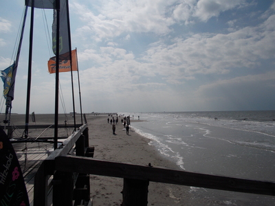 Sankt Peter-Ording paddle board spot in Germany