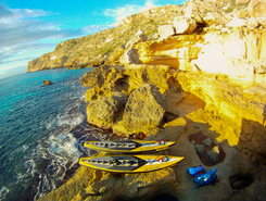 Port de Pollenca sitio de stand up paddle / paddle surf en España