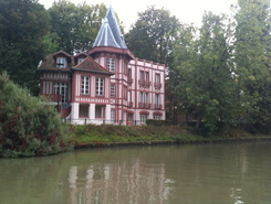 Joinville-le-Pont paddle board spot in France