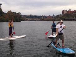 South Side Park paddle board spot in United States