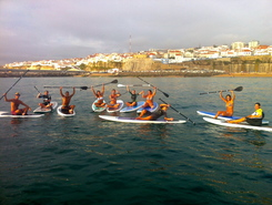 Ericeira spot de stand up paddle en Portugal