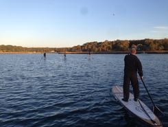 Mattituck Creek sitio de stand up paddle / paddle surf en Estados Unidos