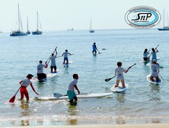 cascais spot de stand up paddle en Portugal